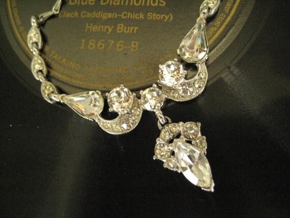 Vintage Signed Bogoff Necklace