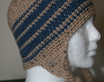 fun earflap hat