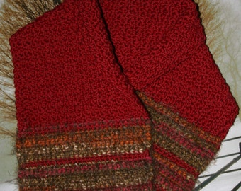 cranberry neckwarmer