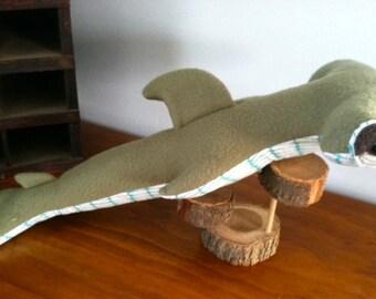 Philip the Hammer Head Shark