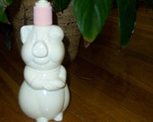 Pig Dispenser for Soap or Hand Lotion