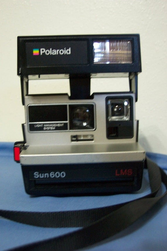 Polaroid Camera Sun 600 LMS