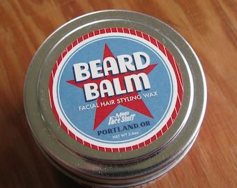 Beard Balm Facial Hair Styling Wax