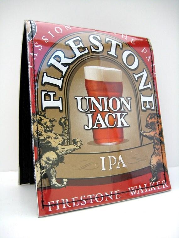 Firestone Union Jack Wallet