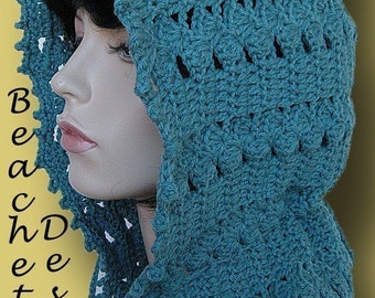 Pixie Crochet Hat Pattern PDF