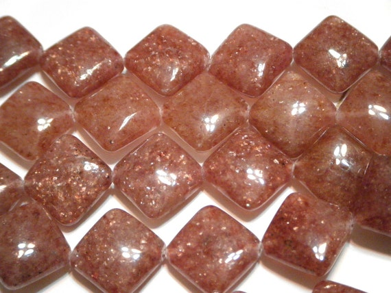 LAST ONE Russian Muscovite gemstone beads whole strand