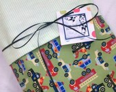 Emergency Vehicles Baby Blanket CLEARANCE SALE