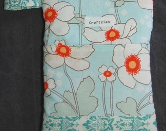 Flower Clouds Padded Electronic Travel Pouch Sale