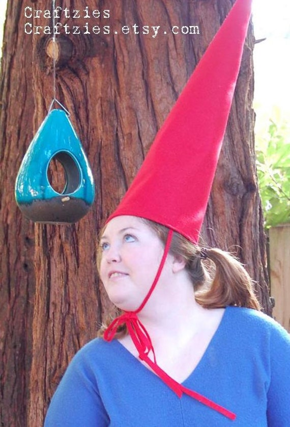 Garden Gnome Costume Ready to Wear Size medium