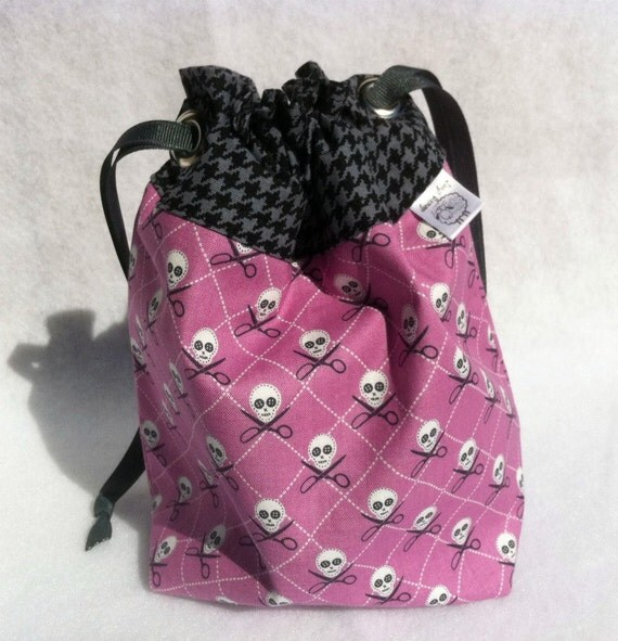 Pirates are Crafty - One Skein Project Bag