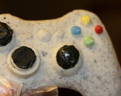 Cookies 'n cream Xbox controller, chocolate candy 10 ounces