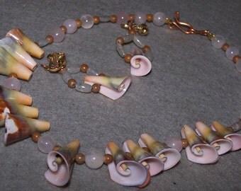 She Sells Sea Shells, She means business....