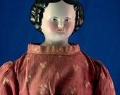 Hold for member VioletsandLace Antique China Doll