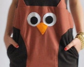 whoot whoot OWL dress