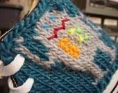 Robot Knit Chucks
