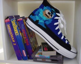 Megaman Knit Chucks