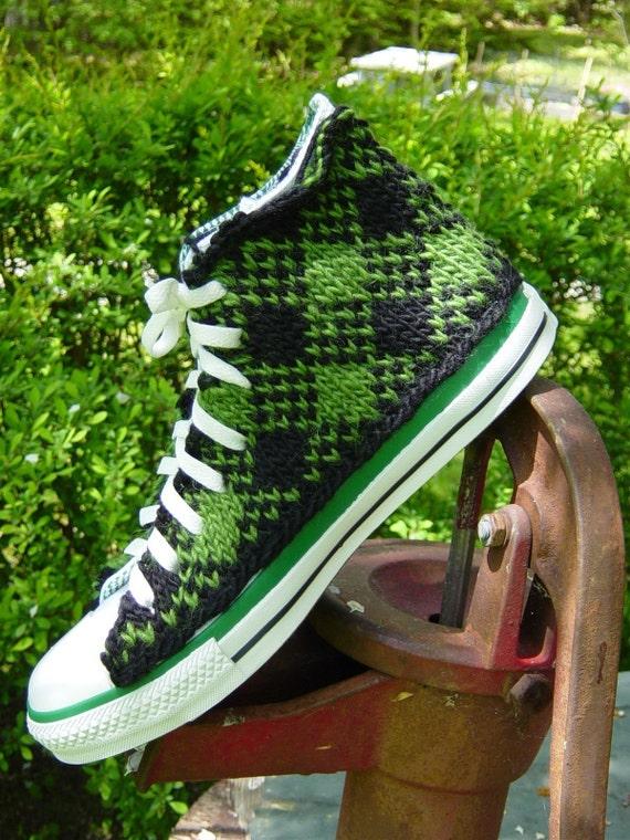 Forest Glen Knit Chucks