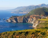 Big Sur Coast Photo Print ( horizontal orientation)