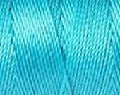 Ice Blue C Lon  Beading Thread Cord Kumihimo 92 yards