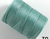Turquoise C-Lon Beading Cord Thread 92 yards