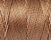 Dark Tan C Lon Beading Cord Thread 92 yards