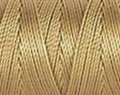 Wheat C Lon Bead Cord Thread 92 yards light gold