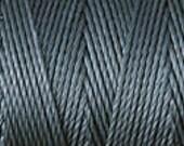 Charcoal Grey C Lon Beading Cord Nylon Thread 92 yards