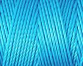 Aqua C Lon Beading Cord Thread Nylon 92 yards