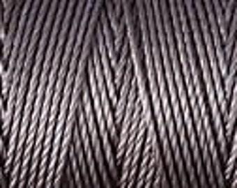 Sepia C Lon Bead Cord Nylon Thread 92 yards