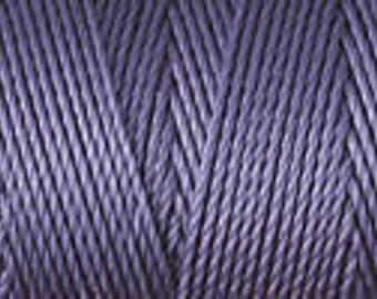 French Lilac C Lon Beading Cord Thread 92 yards