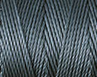 Charcoal Grey C Lon Beading Cord Nylon Thread 92 yards