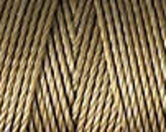 Bronze C Lon Nylon Beading Cord Thread 92 yards
