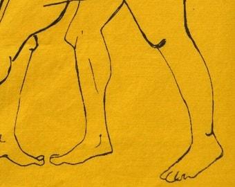 Gold Hanky- Mature