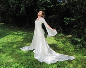 Custom White Dress