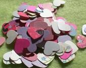Mini Heart Confetti