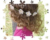 Pattern- Fairy Princess Daisy Chain Crown