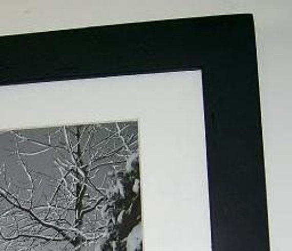 11x14 picture frame black with acrylic glass backing and