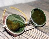 Vintage Steampunk Goggles - Antique Glasses