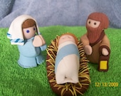 Custom Nativity (figures made separately and price is per figure)