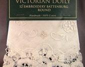 Annie's 12 inch Victorian Doily