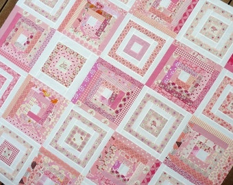 Georgia's Quilt Pattern (PDF file) - Immediate Download