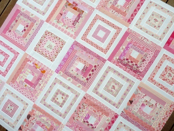 Georgia's Quilt Pattern (PDF file) - Immediate Download