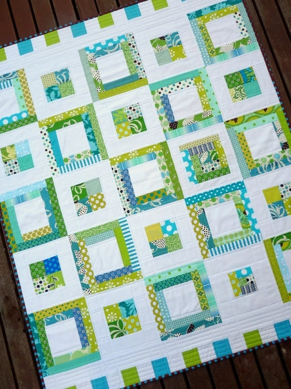 Alice - A Quilt Pattern (PDF file) by Red Pepper Quilts - Immediate Download