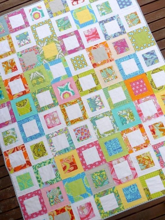 Sweet Daisy Quilt Pattern PDF file Immediate Download