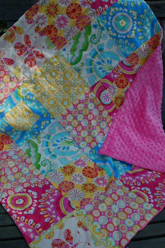 Etsy your place to buy and sell all things handmade for Dena designs fabric kumari garden