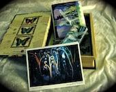 Forest Fancy Gift Set stationery cards images of original artwork