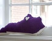 Customizable Kentucky State Pillow