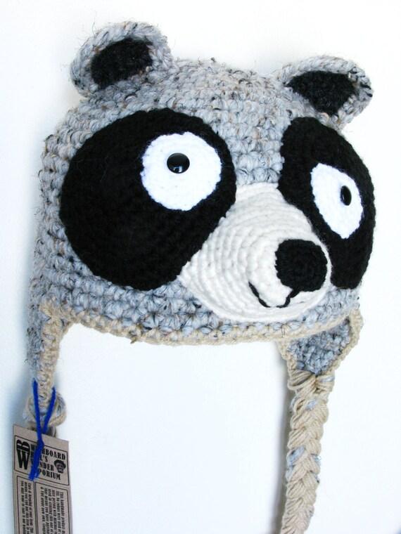 RALPH the Raccoon Hat