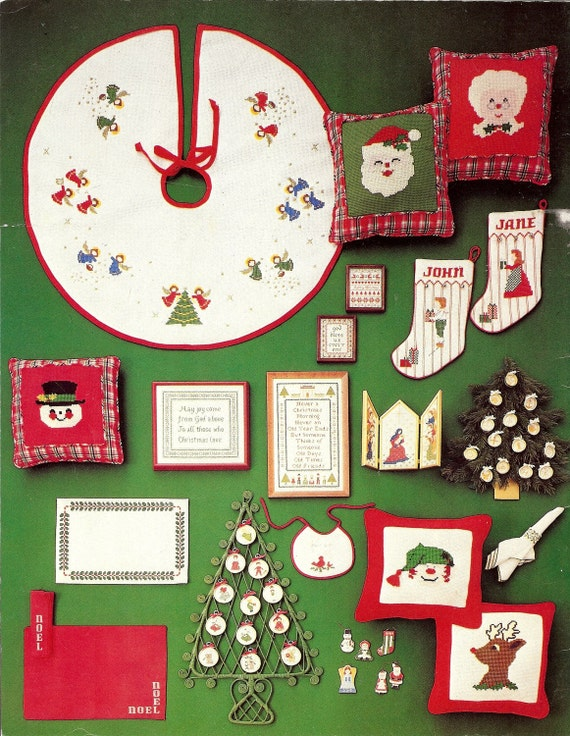 Christmas Heirlooms Counted Cross Stitch
