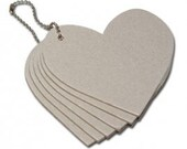 Maya Road Heart Chipboard Album